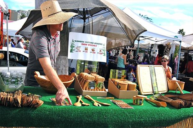 Бамбуковые разделочные доски тупят ножи