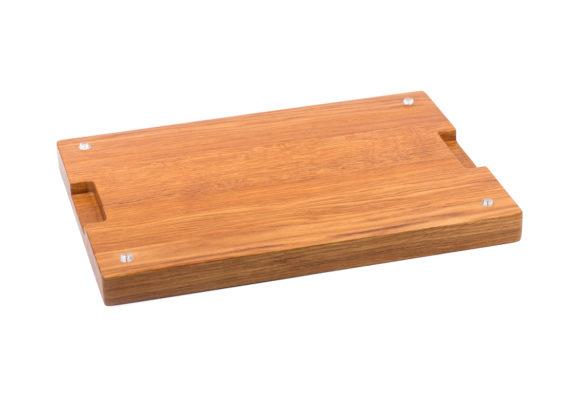 доска разделочная деревянная толстая