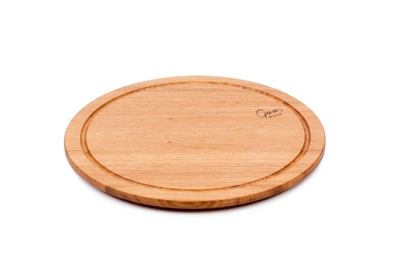Деревянная доска для сервировки