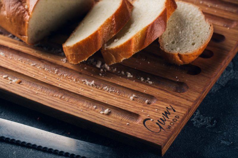 Хлебная доска логотип