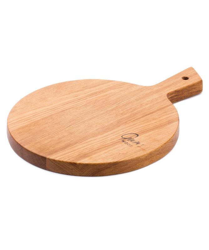 доски разделочные деревянные круглые купить
