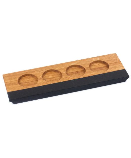 доска для дегустации Black Set