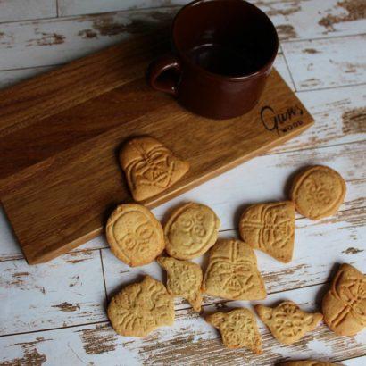 Рецепт имбирно-медовых пряников