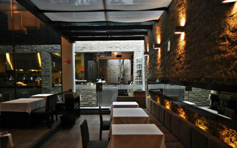 Ресторан Central Лима, Перу