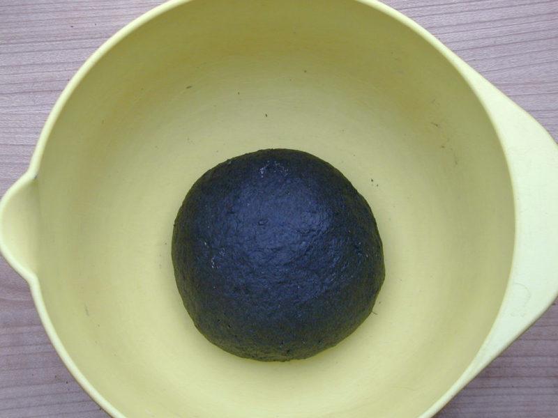 Рецепт черного бургера 8