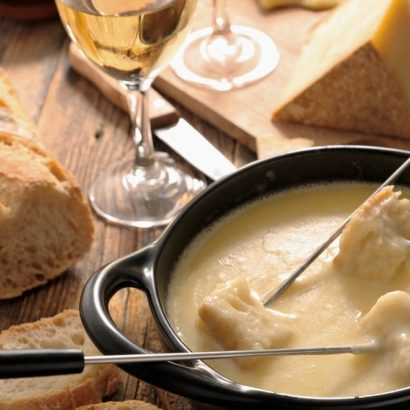 сырное фондю, рецепты фондю, рецепты gunswood, вкусный календарь