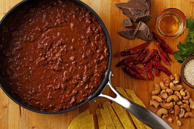 соусы рецепты, соус стейк, моле, соус моле, мексиканский моле, соус из шоколада